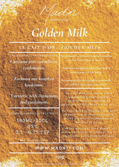 Ami's Golden Milk - Immunity Boost Drink
