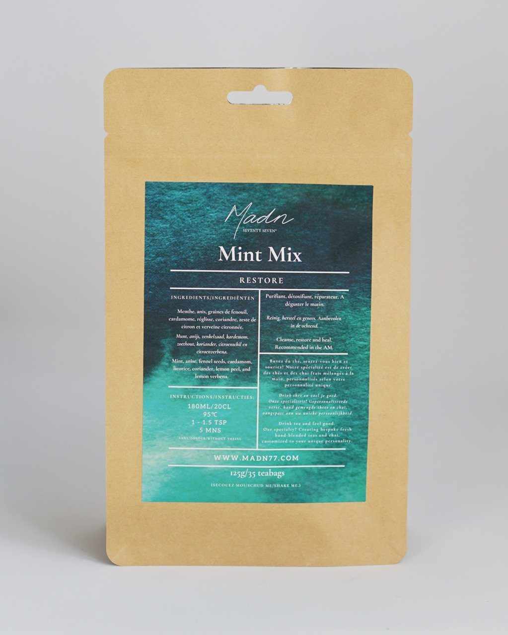 RESTORE - Mint Tea Mix