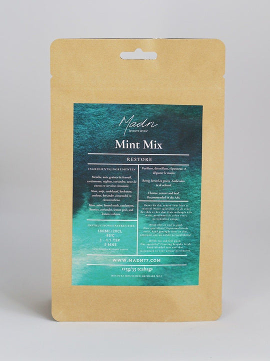 Mint Tea Mix