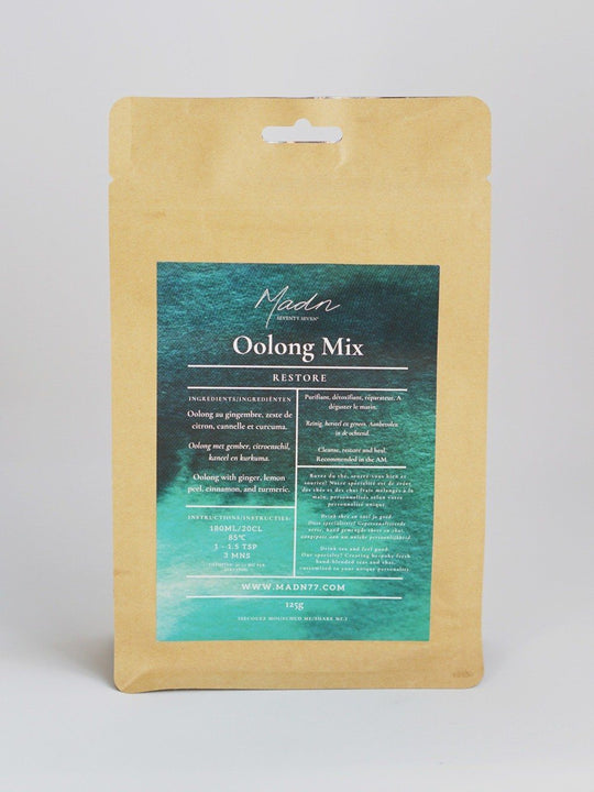 Oolong Tea Mix