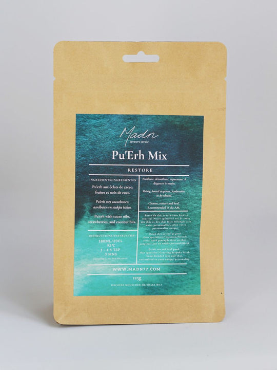 Pu Erh Tea Mix