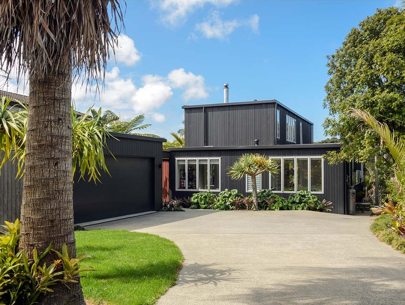 Aluminum House | Door + Window Systems Auckland