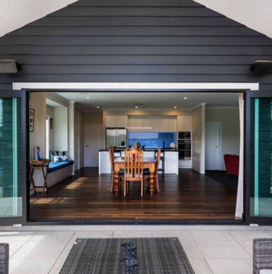 Bifold Doors | Door + Window Systems Auckland