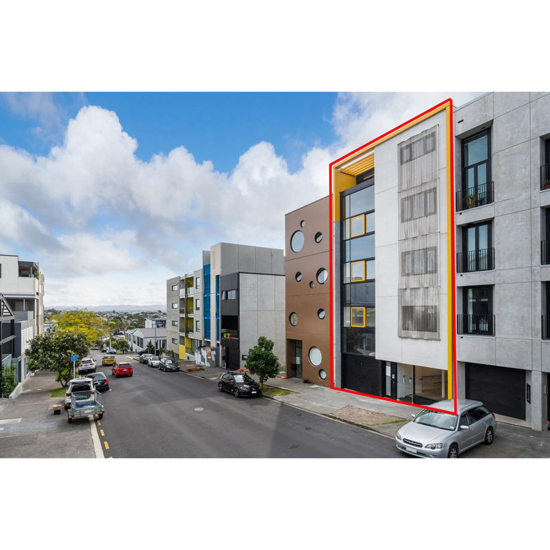 Lot 26 - Vinegar Apartments | residential projects | Aluminium Doors and Windows | Door + Window Systems Auckland