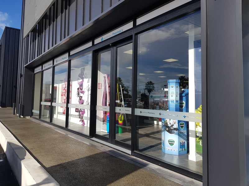 Northcote Shops | commercial projects | Aluminium Doors and Windows | Door + Window Systems Auckland
