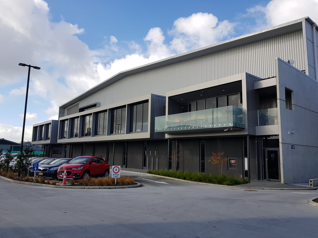 Wine Works | commercial projects | Aluminium Doors and Windows | Door + Window Systems Auckland