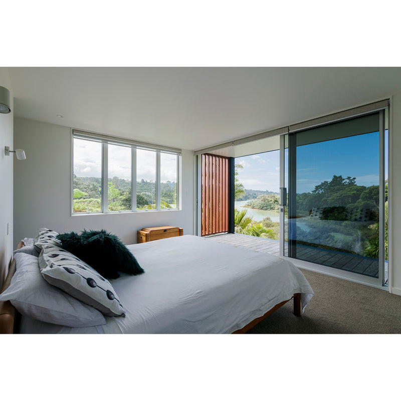 Box - Rame Road | residential projects | Aluminium Doors and Windows | Door + Window Systems Auckland