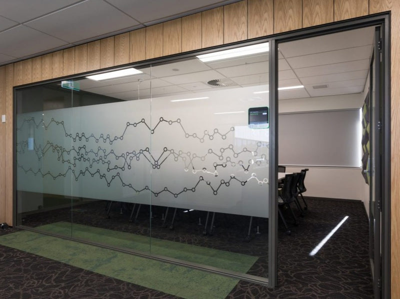 Shop Fronts - Internal Partitions | commercial projects | Aluminium Doors and Windows | Door + Window Systems Auckland
