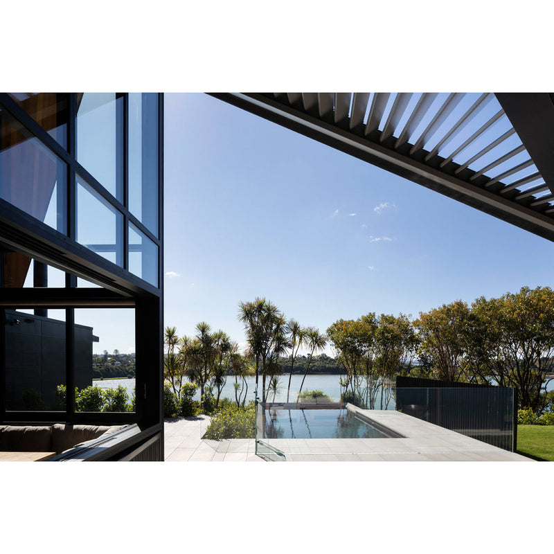 Orakei Bassin | residential projects | Aluminium Doors and Windows | Door + Window Systems Auckland