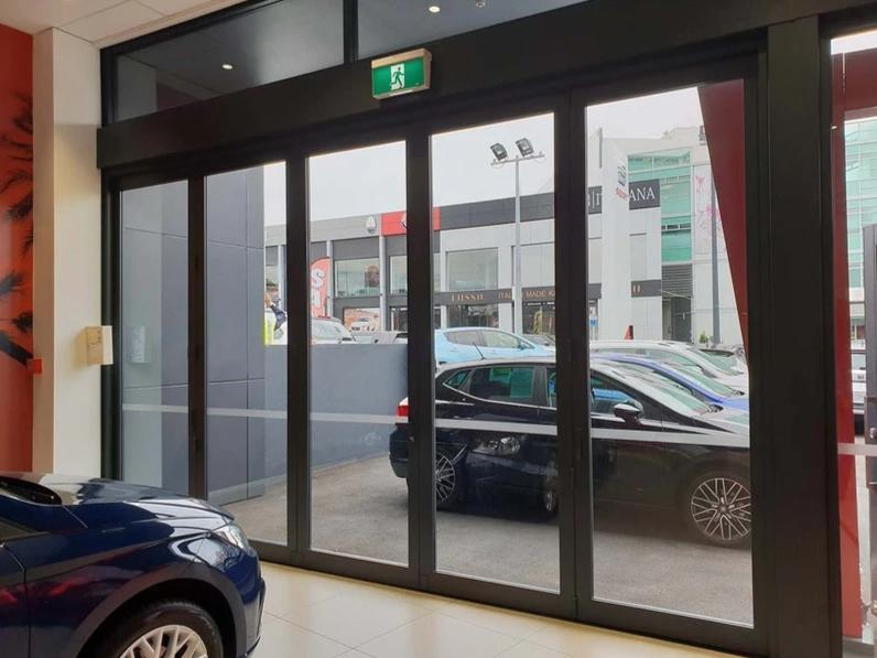 Giltrap Seat | commercial projects | Aluminium Doors and Windows | Door + Window Systems Auckland