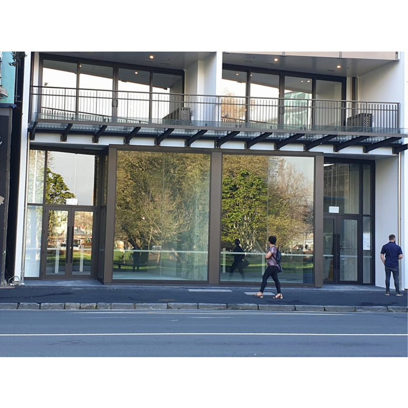 The Vulcan Apartments | residential projects | Aluminium Doors and Windows | Door + Window Systems Auckland