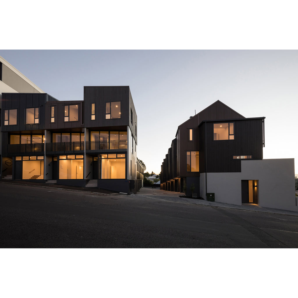 Atelier Apartments | residential projects | Aluminium Doors and Windows | Door + Window Systems Auckland