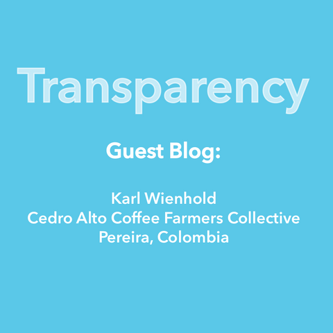 Transparency <br> - Guest Blog -