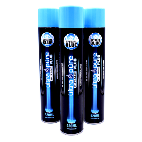 SPECIAL BLUE | Ultra Pure Butane 420ML