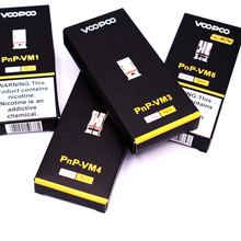 Load image into Gallery viewer, VOOPOO | PnP Replacement Coils 5pk