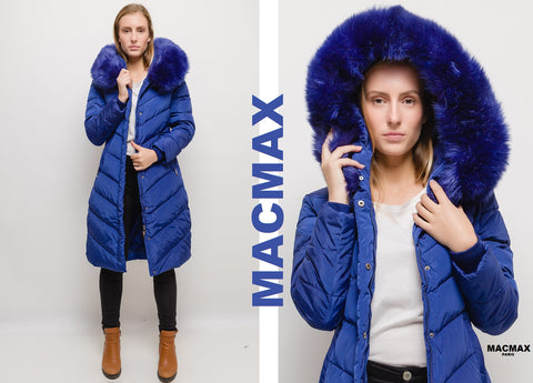 MACMAX BLUE COLLECTION