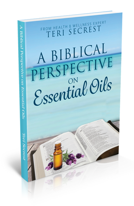 A Biblical Perspective on Essential Oils Booklet