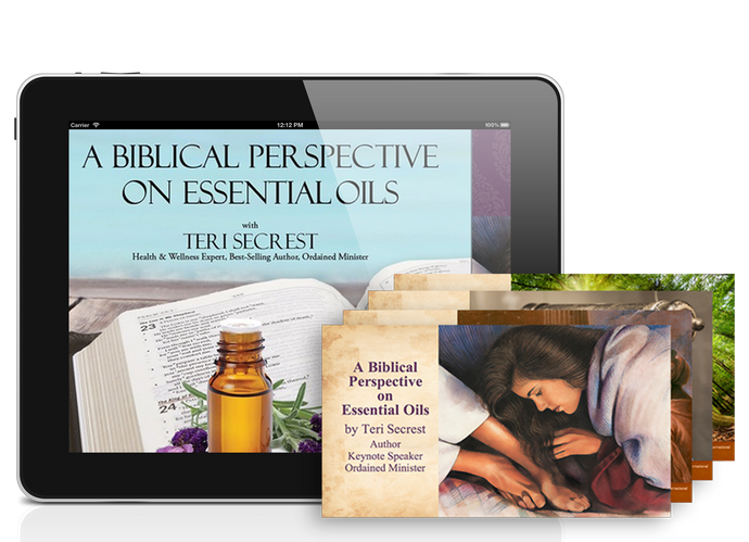 A Biblical Perspective on Essential Oils Digital Course