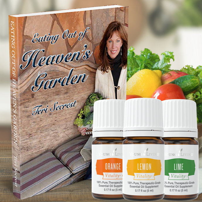 Eating out of Heaven's Garden and Citrus Oils Bundle