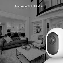 Load image into Gallery viewer, Wire-Free Indoor/Outdoor Camera Starter Kit