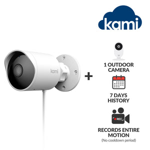 Kami All-Inclusive Outdoor Wired