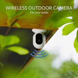 Wire-Free Indoor/Outdoor Camera Starter Kit