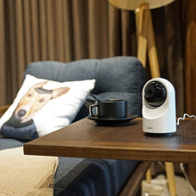 Load image into Gallery viewer, Kami Indoor Camera on Table - Nice Home living room
