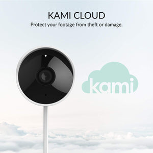 Free Kami Cloud - Kami Outdoor Security Camera