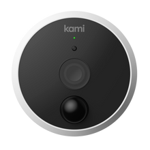 Load image into Gallery viewer, Kami Wire-Free Outdoor Camera (Twin Pack)