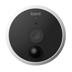 Kami Wire-Free Outdoor Camera - Versatile AI-driven camera - product image  front