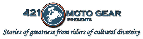 Stories of greatness from riders of cultural diversity