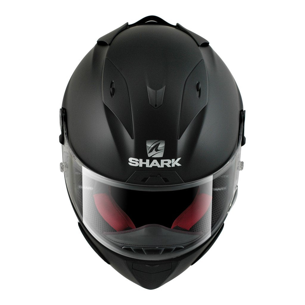 Shark Race-R Pro Blank Matte Full Face Helmet - 421 Moto Gear