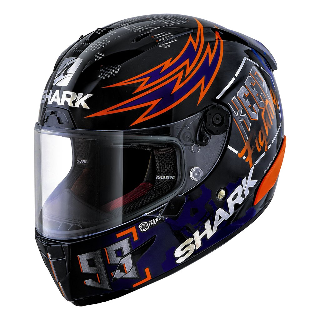 Shark Race-R Pro Replica Lorenzo Catalunya 2019 Full Face Helmet - 421 Moto Gear