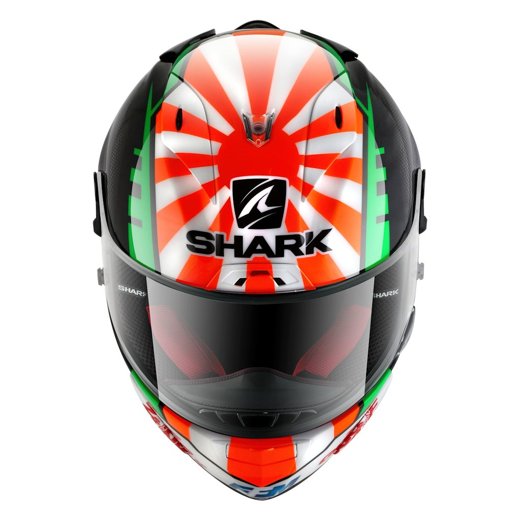 Shark Race-R Pro Zarco Full Face Helmet - 421 Moto Gear