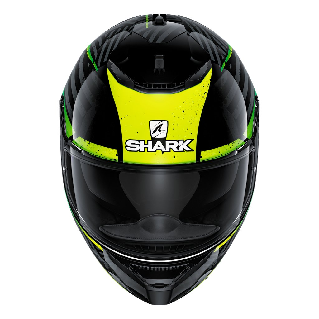 Shark Spartan 1.2 Kobrak Full Face Helmet - 421 Moto Gear