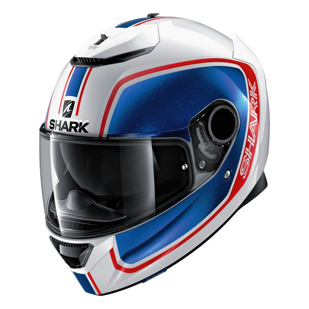 Shark Spartan 1.2 Priona Full Face Helmet - 421 Moto Gear