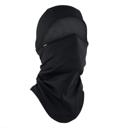 Daniel Smart Balaclava (Convertible), SportFlex™ Series, Black - 421 Moto Gear