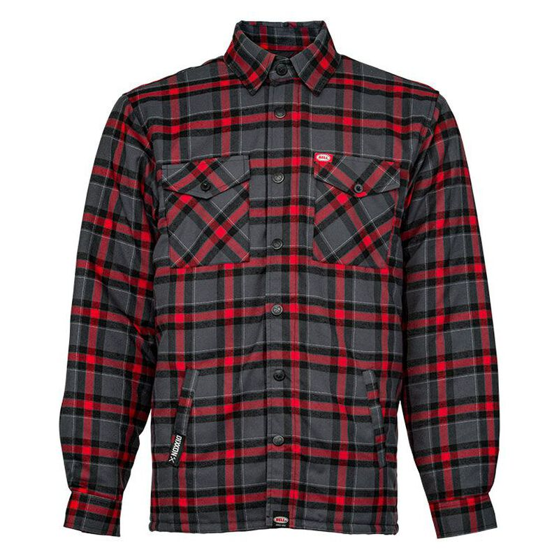 Bell Dixxon Men's Flannel Jacket