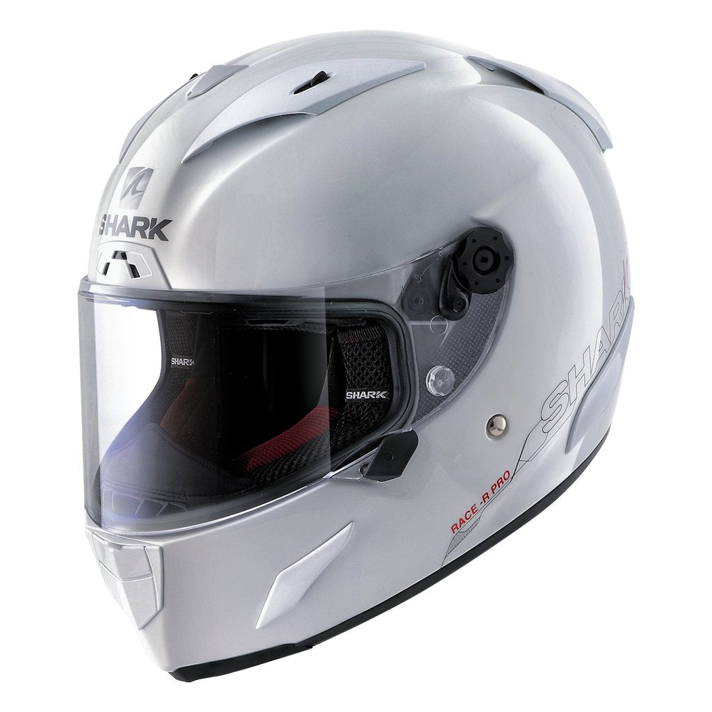 Shark Race-R Pro Blank Full Face Helmet - 421 Moto Gear