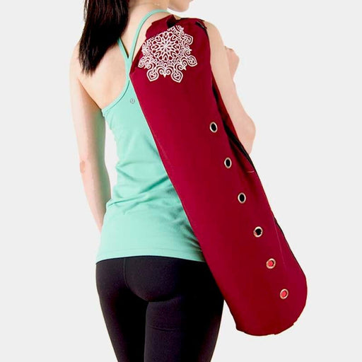 Amyoga - Durable Canvas Cotton Yoga Mat Bag - Yoga Outlet Shop™