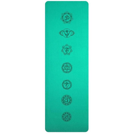 Eco-friendly 7 Chakras Non-Slip Yoga Mat - Yoga Outlet Shop™
