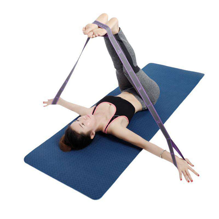 Elastic Stretching Yoga Pull Strap - Yoga Outlet Shop™