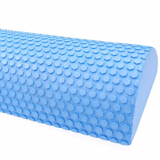 Half Round Yoga Massage Foam Block - Yoga Outlet Shop™