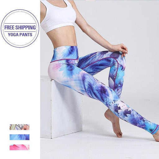 High Waist Seamless Women Leggings - Flow Yoga Shop™