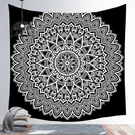 Mandala Boho Wall Hanging Tapestry - Flow Yoga Shop™