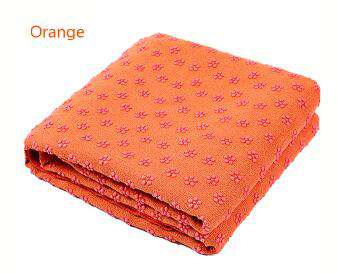 Non-Slip Sweat Absorbent Yoga Towel - Yoga Outlet Shop®