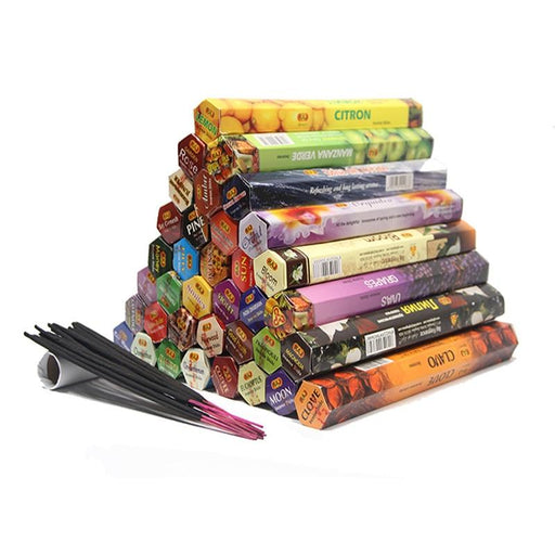 Tibetan Meditation Incense Sticks - Yoga Outlet Shop™