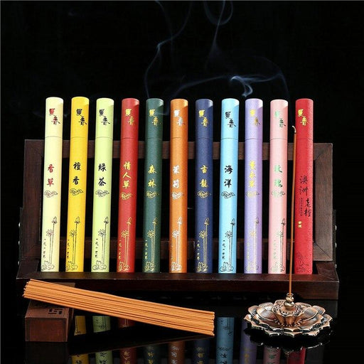 Tibetan Natural Handmade Sandalwood Incense Sticks - Yoga Outlet Shop™