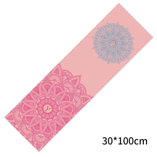 Unique Zen Quick-Drying Yoga Mat Towel - Yoga Outlet Shop™