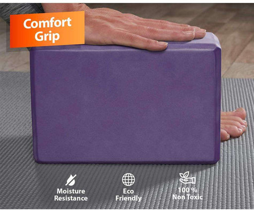 Yoga Outlet Shop 3 Inch Foam Block - Yoga Outlet Shop®